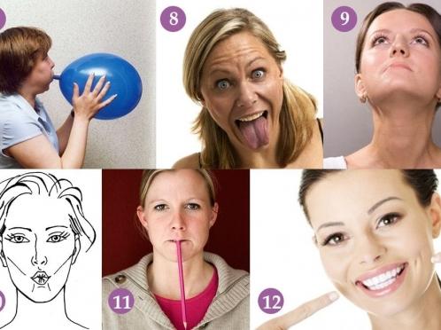 Что Сделать Для Похудения Лица. Как похудеть в лице и щеках